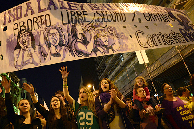 Reproductive Rights in Spain and Around the World - UConn ...