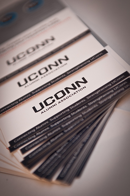 More than 500 UConn alumni from around the world have participated in UConn Reads this year. (Elzbieta Kaciuba for UConn)