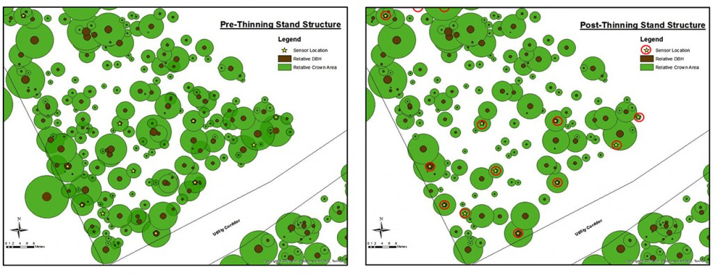 Image from the Stormwise Webinar courtesy of UConn's Center for Land Use Education and Research (CLEAR)