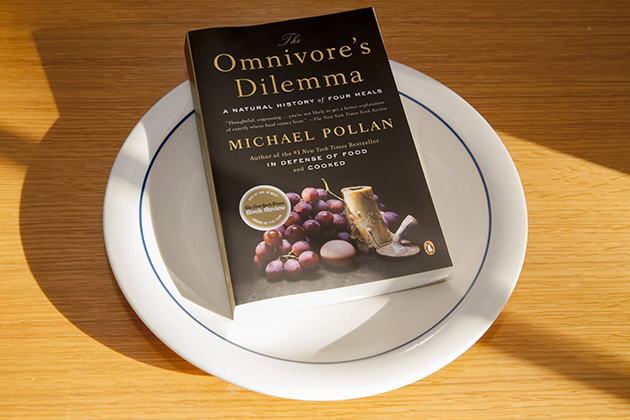 UConn Reads: Our Book, The Omnivore's Dilemma - UConn Today