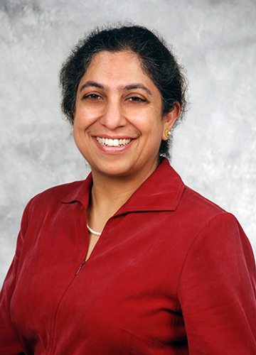 Minakshi Tikoo, assistant professor in the Center for Quantitative Medicine at UConn Health. (UConn Health Photo)
