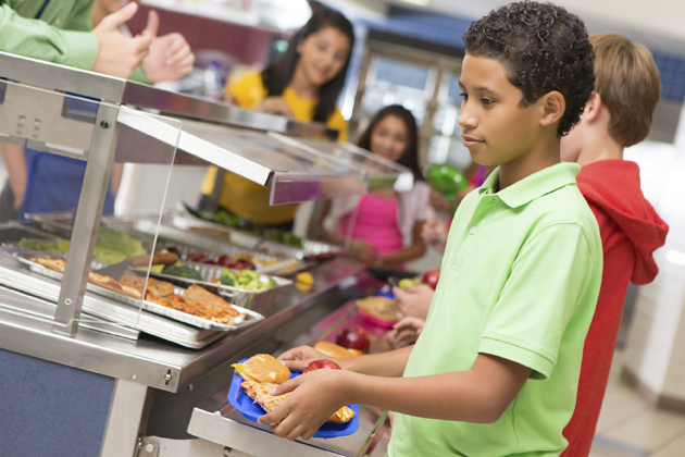 Which Is Healthier College Or High School Food