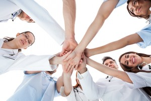The promise of personalized medicine in dentistry embraces the team approach. (Shutterstock Photo)