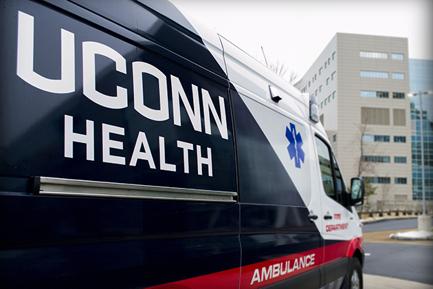 UConn Health (UConn Photo)