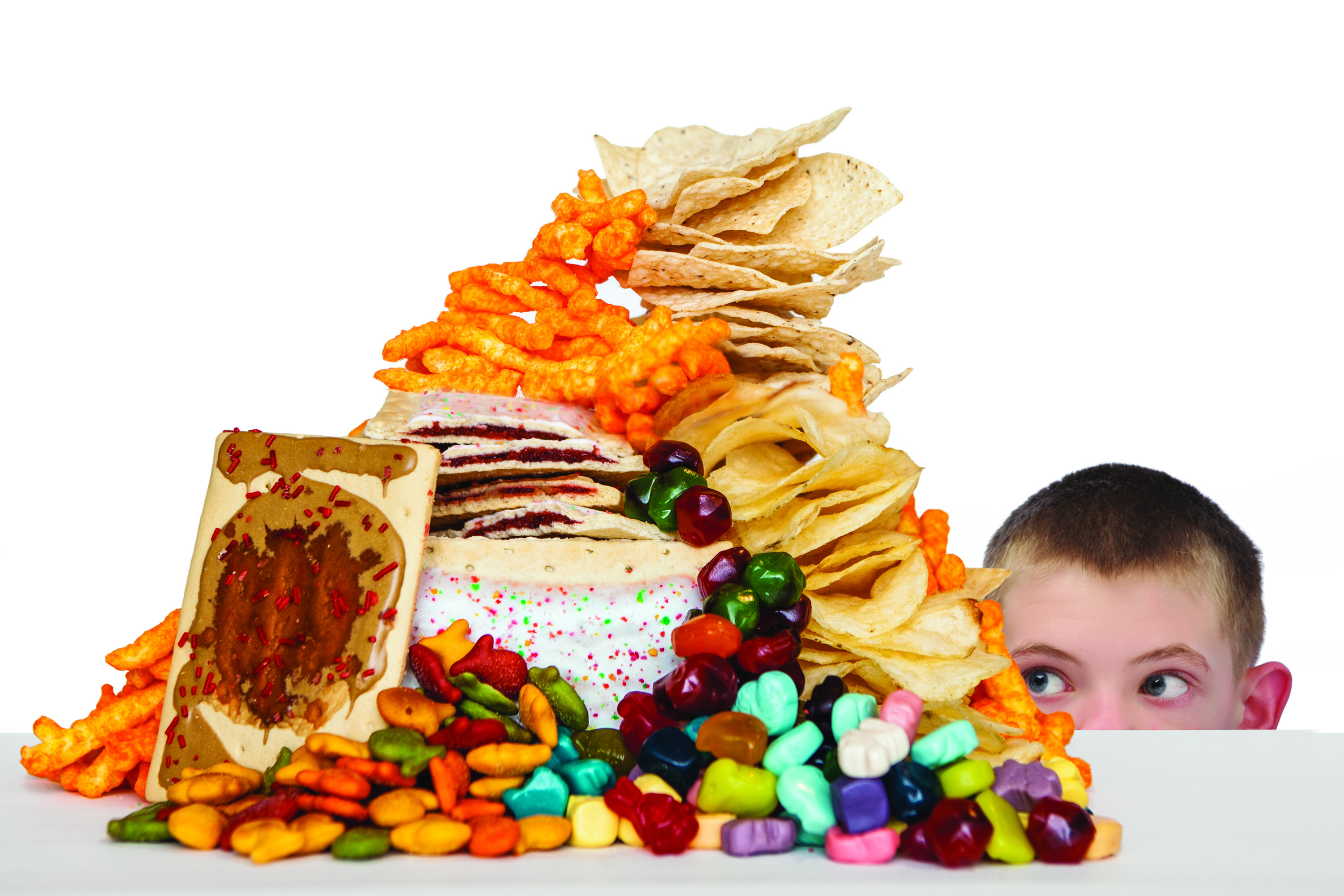 The Rudd Center Reports That Children Are Often Exposed To Unhealthy Snack Choices
