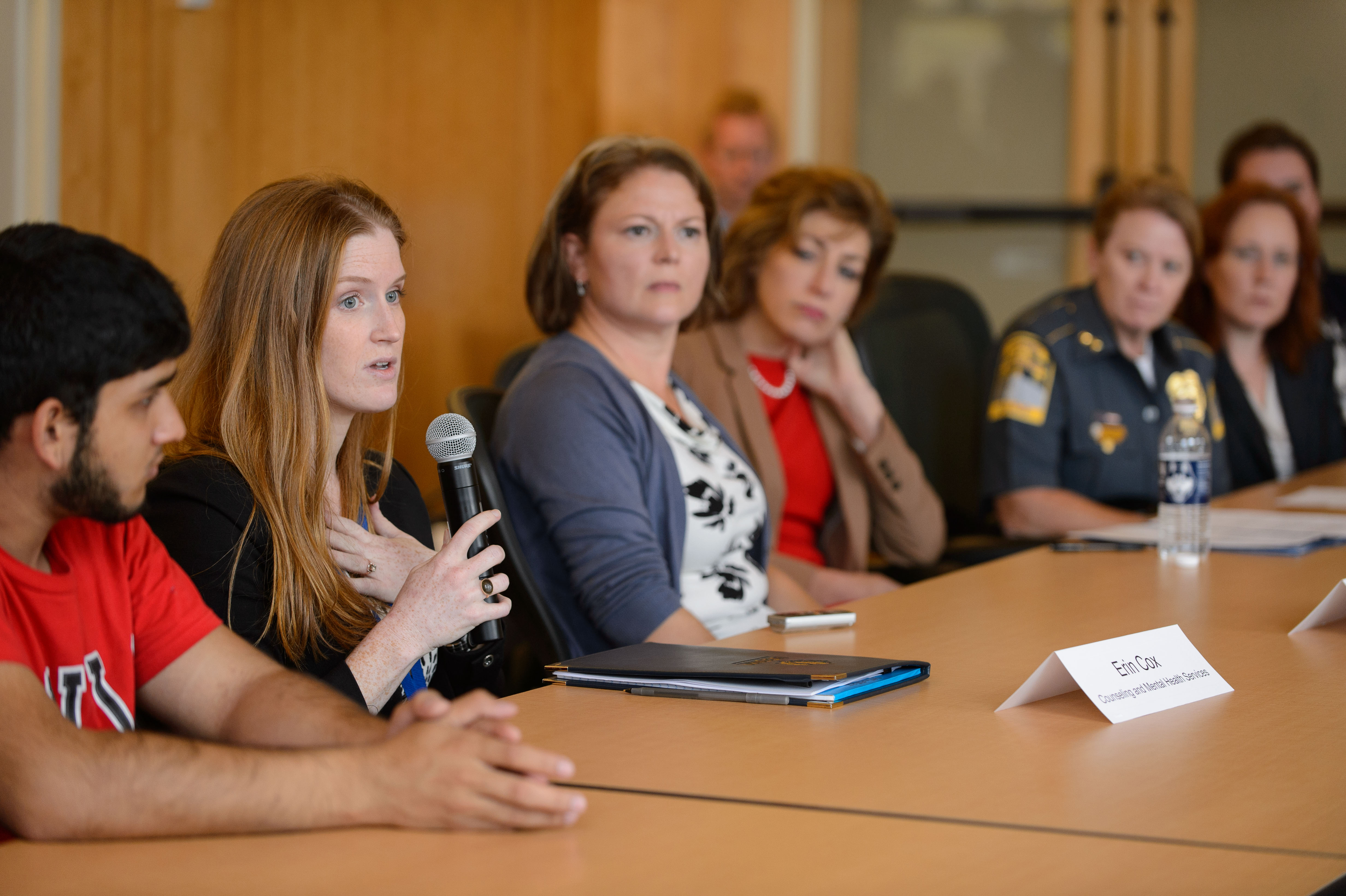 UConn Leaders, Students Discuss Campus Safety Preparations - UConn Today