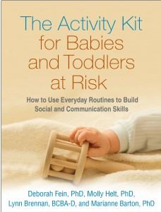 Cover of new book by UConn psychology professor Deb Fein et al.