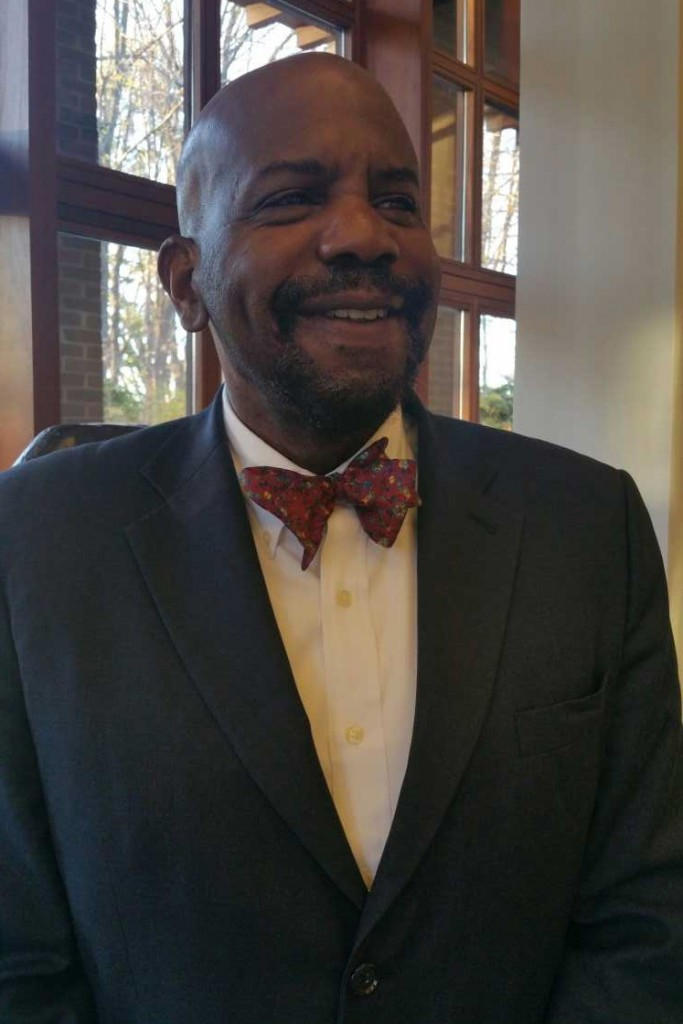 Dr. Cato Laurencin.