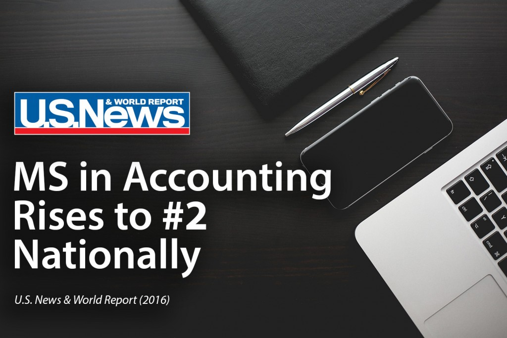 UConn MS in Accounting Rises to #2 Nationally | U.S. News