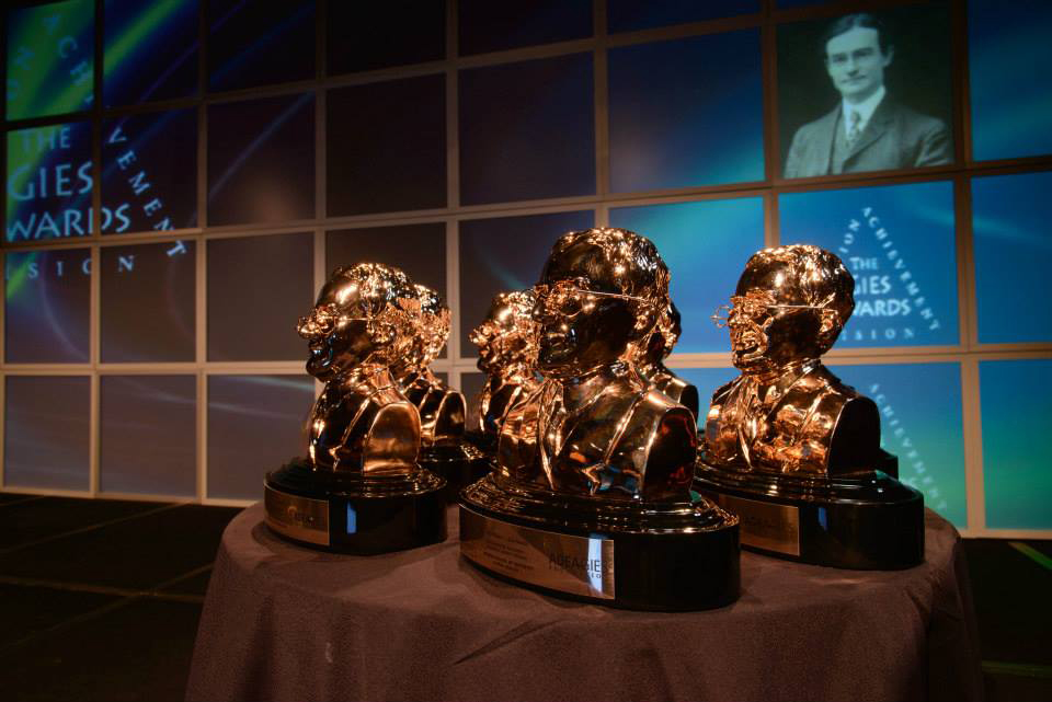 The William J. Gies Award for Outstanding Achievement, named after the father of dental education, is awarded to those who exemplify the highest standards in dental education, research and leadership. (Photo courtesy of ADEAGies Foundation)