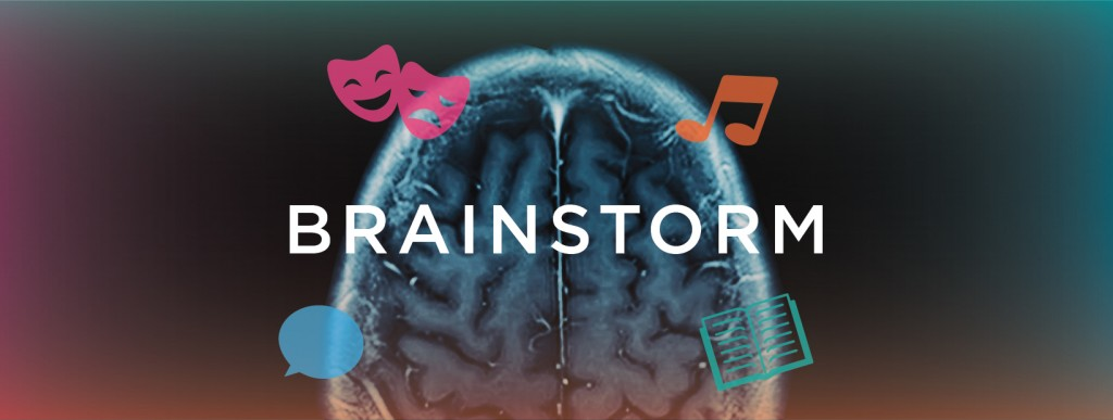 Brainstorm series graphic. (Christa Tubach)
