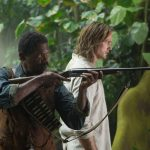 Promotional photo from the Legend of Tarzan official website.