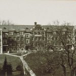 Koons Hall (dormitory, 1913), Connecticut Agricultural College_1927