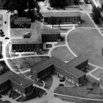 South Campus in 1950