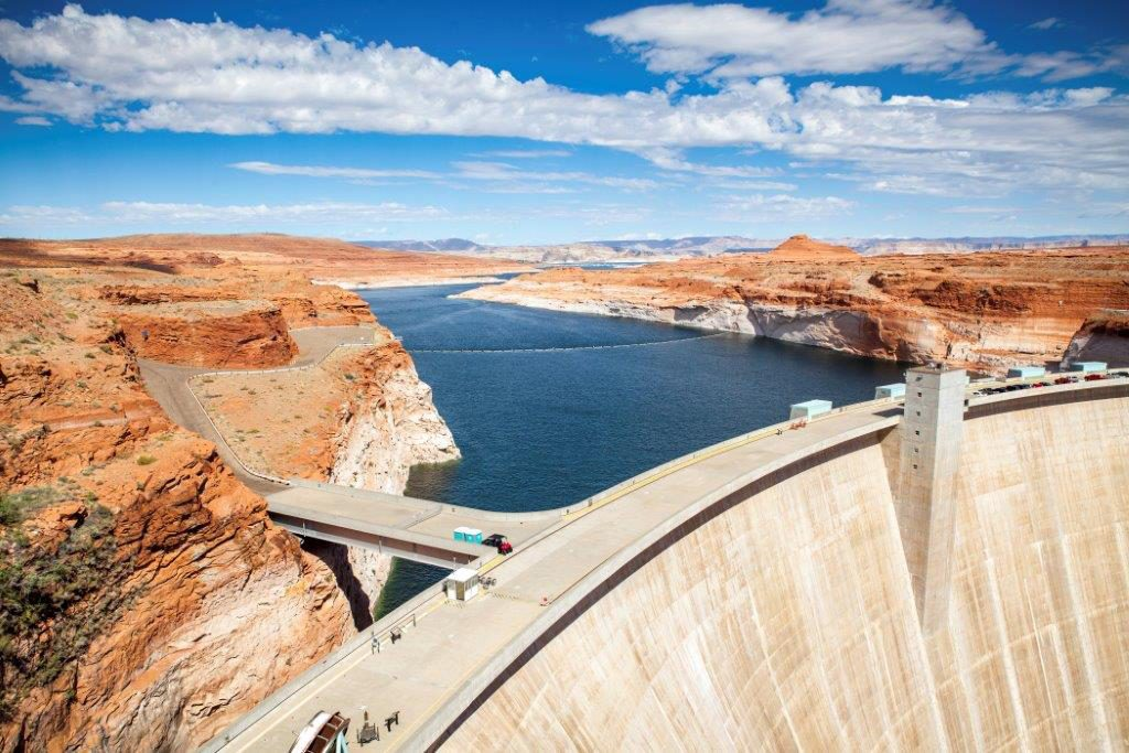 single men in canyon dam The construction of glen canyon dam in 1964 created lake powell both are located in north-central arizona near the utah.