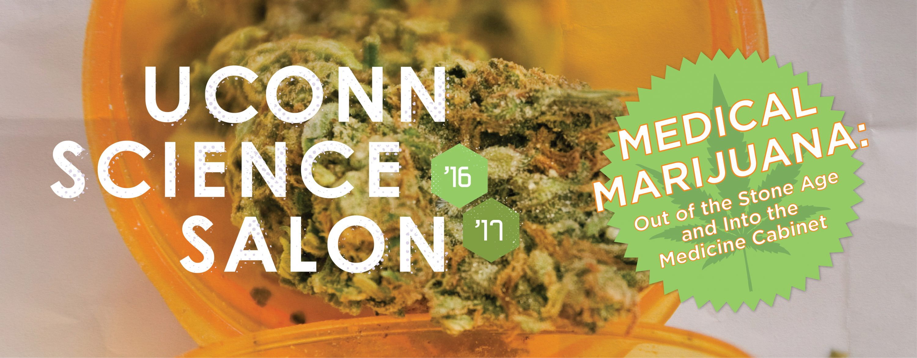 UConn Science Salon Medical Marijuana