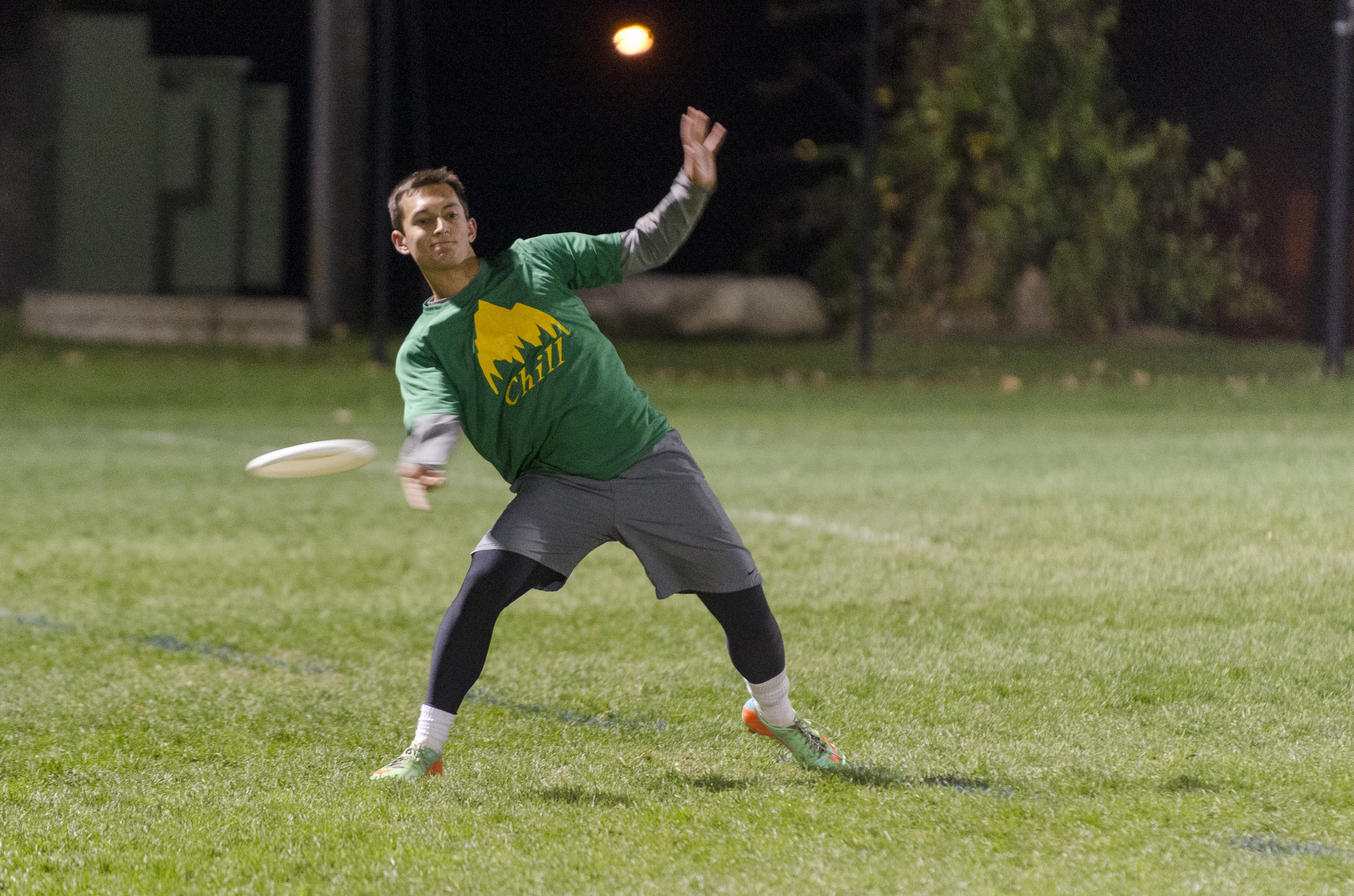 Ultimate Frisbee - UConn Today