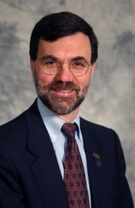 Dr. Bruce Gould, appointed to HHS' Advisory Committee on Interdisciplinary, Community-Based Linkages. (Janine Gelineau/UConn Health Center Photo)