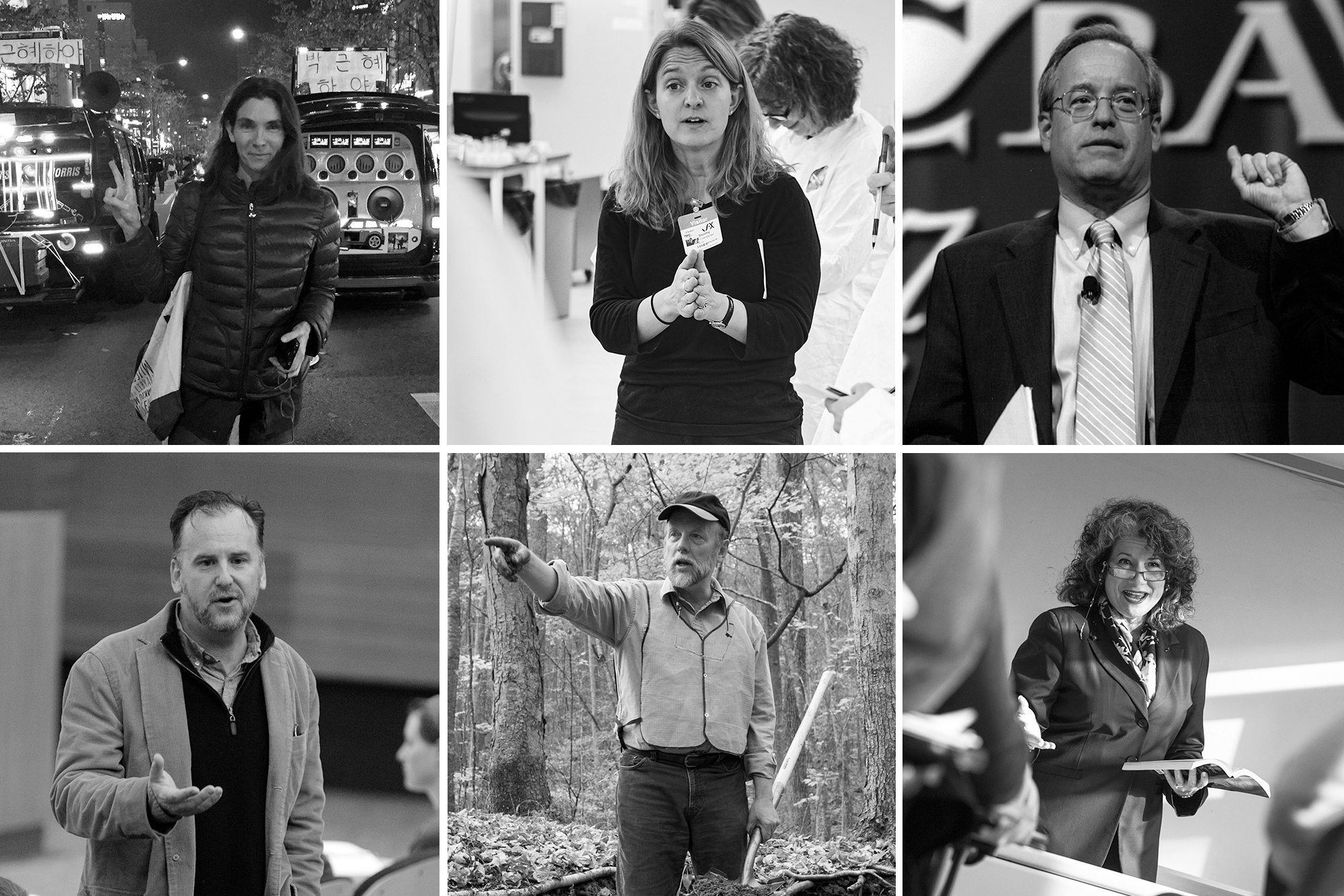 With just a few days left in 2016, a selection of faculty, staff, students, and alumni share hopes for next year.
