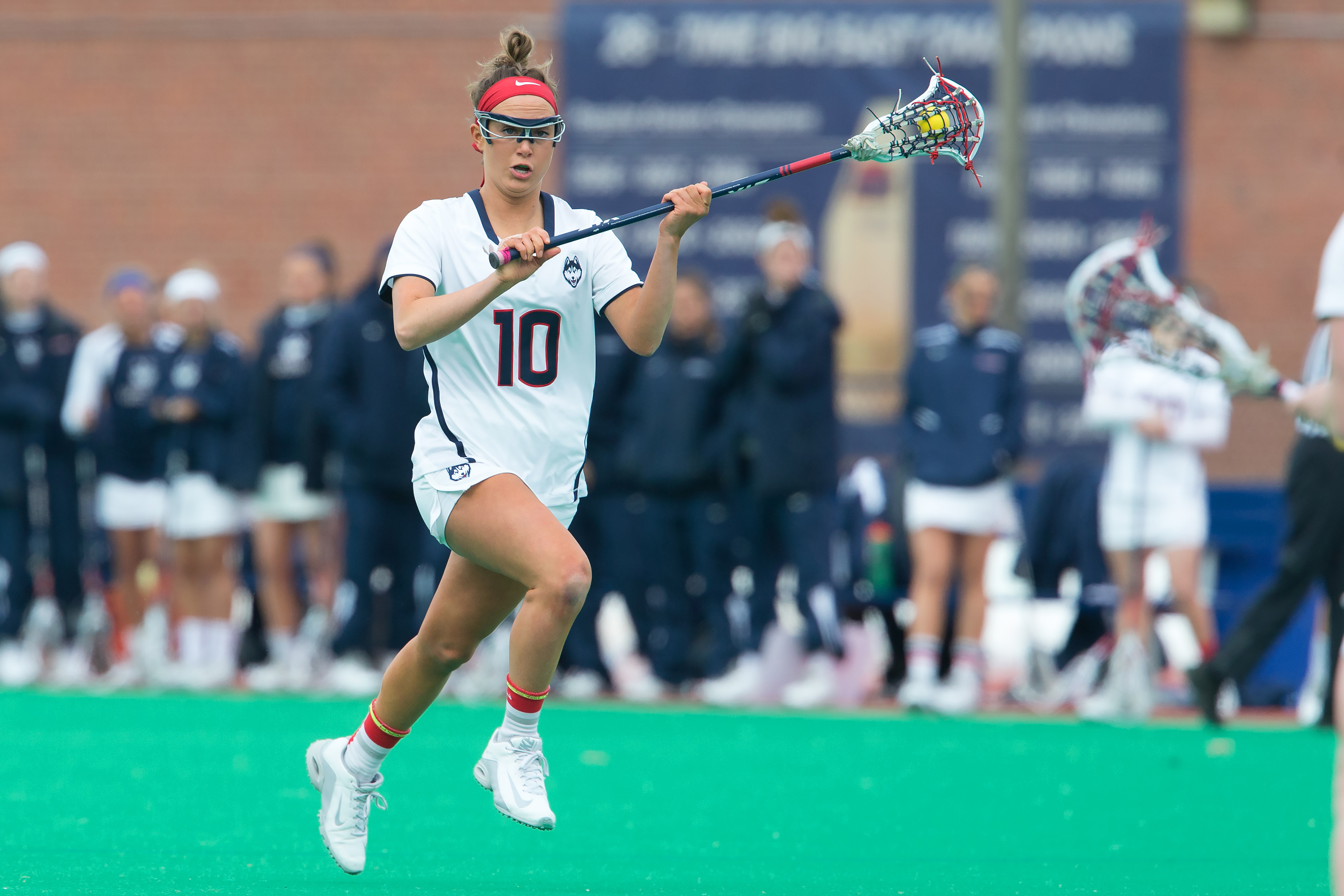 Grace Nolan. (Athletic Communications/UConn Photo)