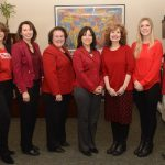 Dean's Office Goes Red!