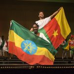 The UConn African Student Association presents a fashion and cultural show,