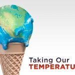 Climate Change series image, with type. (Yesenia Carrero/UConn Image)