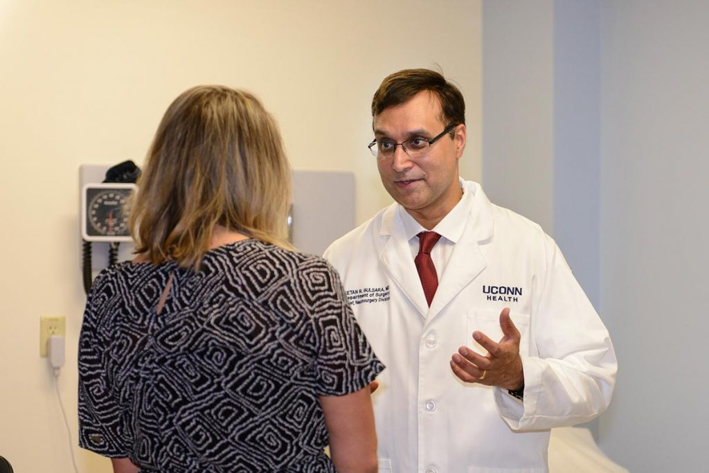 New Neurosurgery Chief Brings Elite Expertise to UConn Health