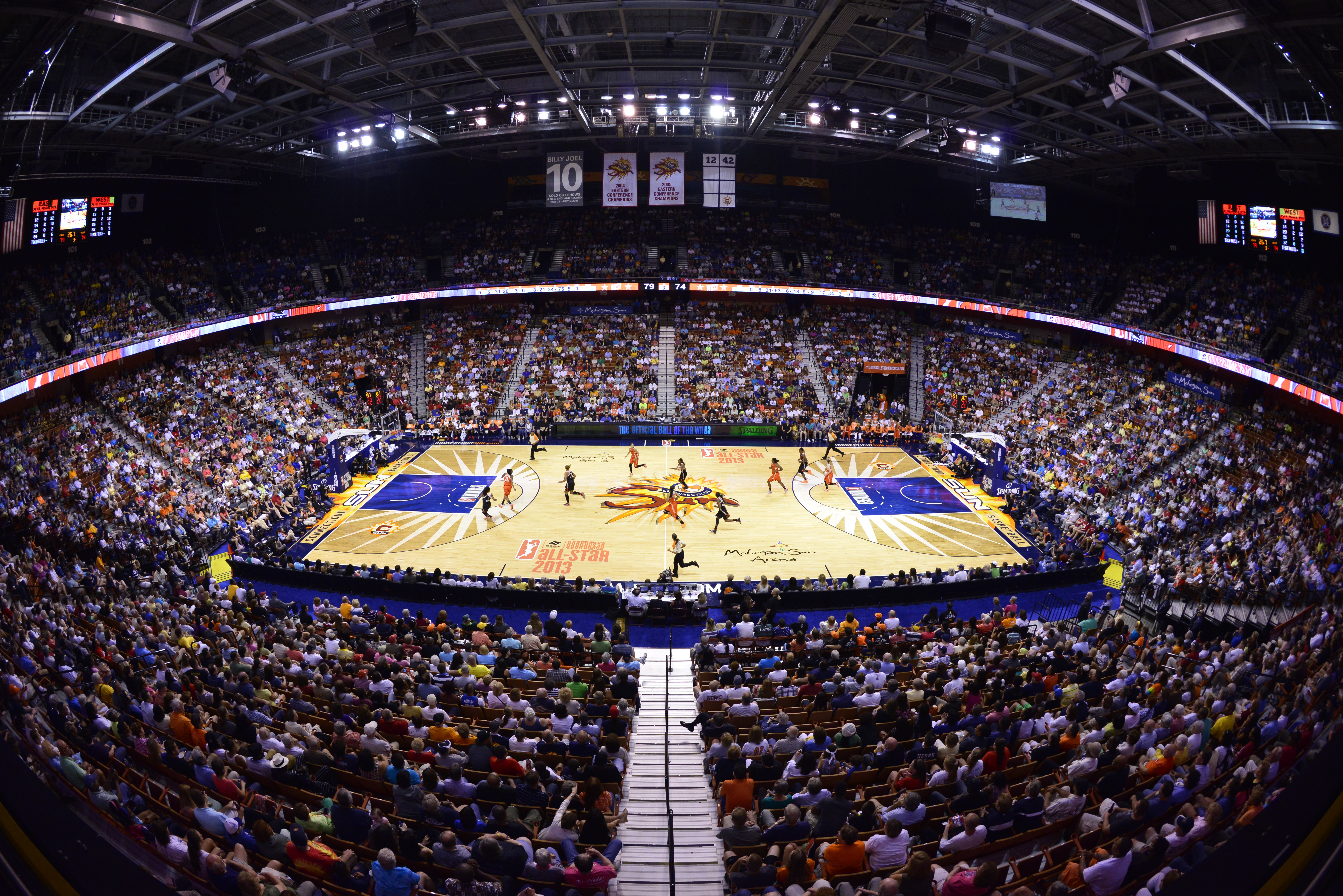 The WNBA Connecticut Sun has named a few doctors from UConn Health Orthopedics and Sports Medicine to be Team Physicians to care for the players on and off the basketball court (Copyright 2013 NBAE. Photo by David Dow/NBAE via Getty Images).
