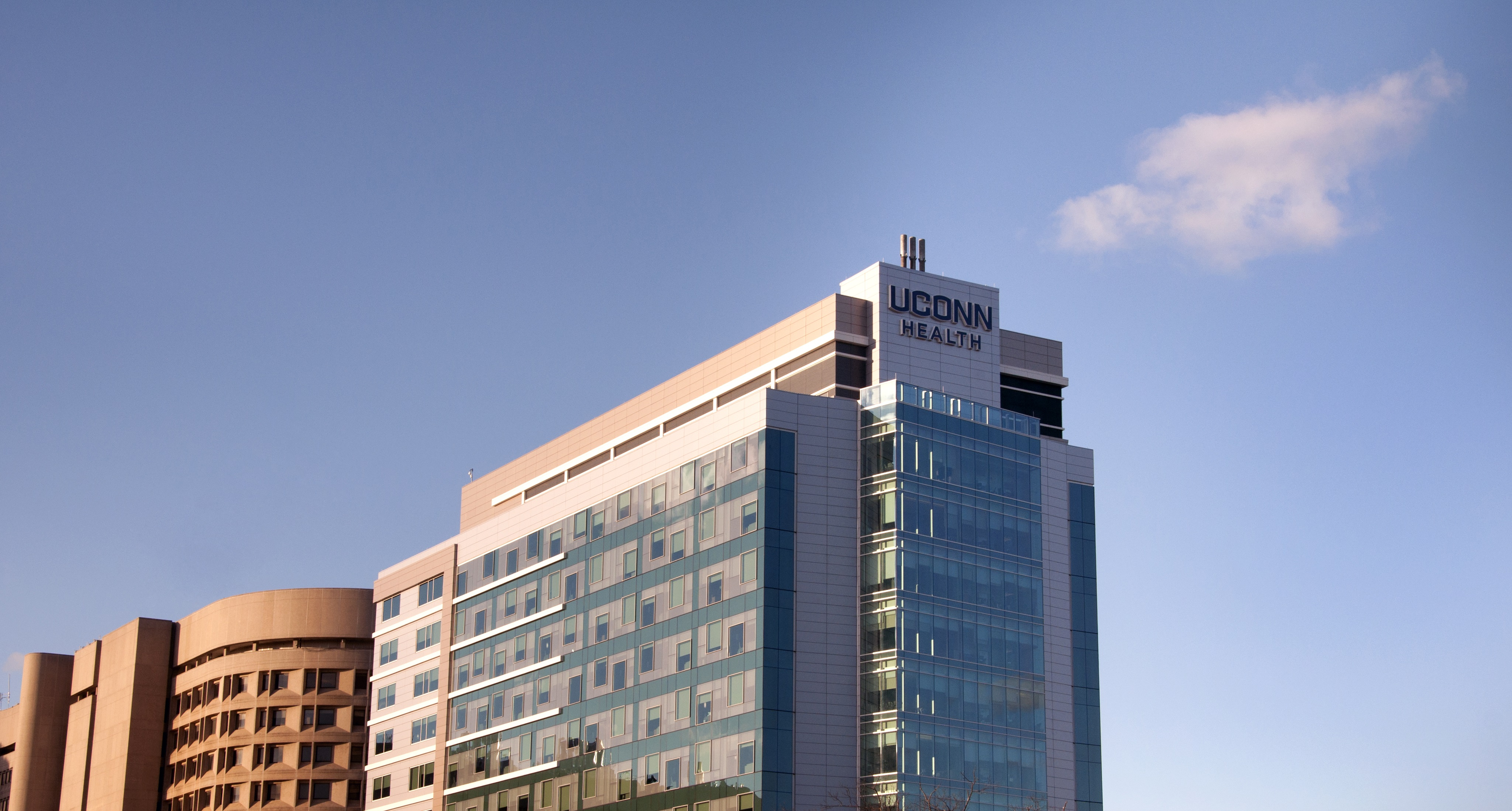 Consumer Reports has given UConn John Dempsey Hospital one of the highest patient safety scores in Connecticut (UConn Health Photo/Janine Gelineau).