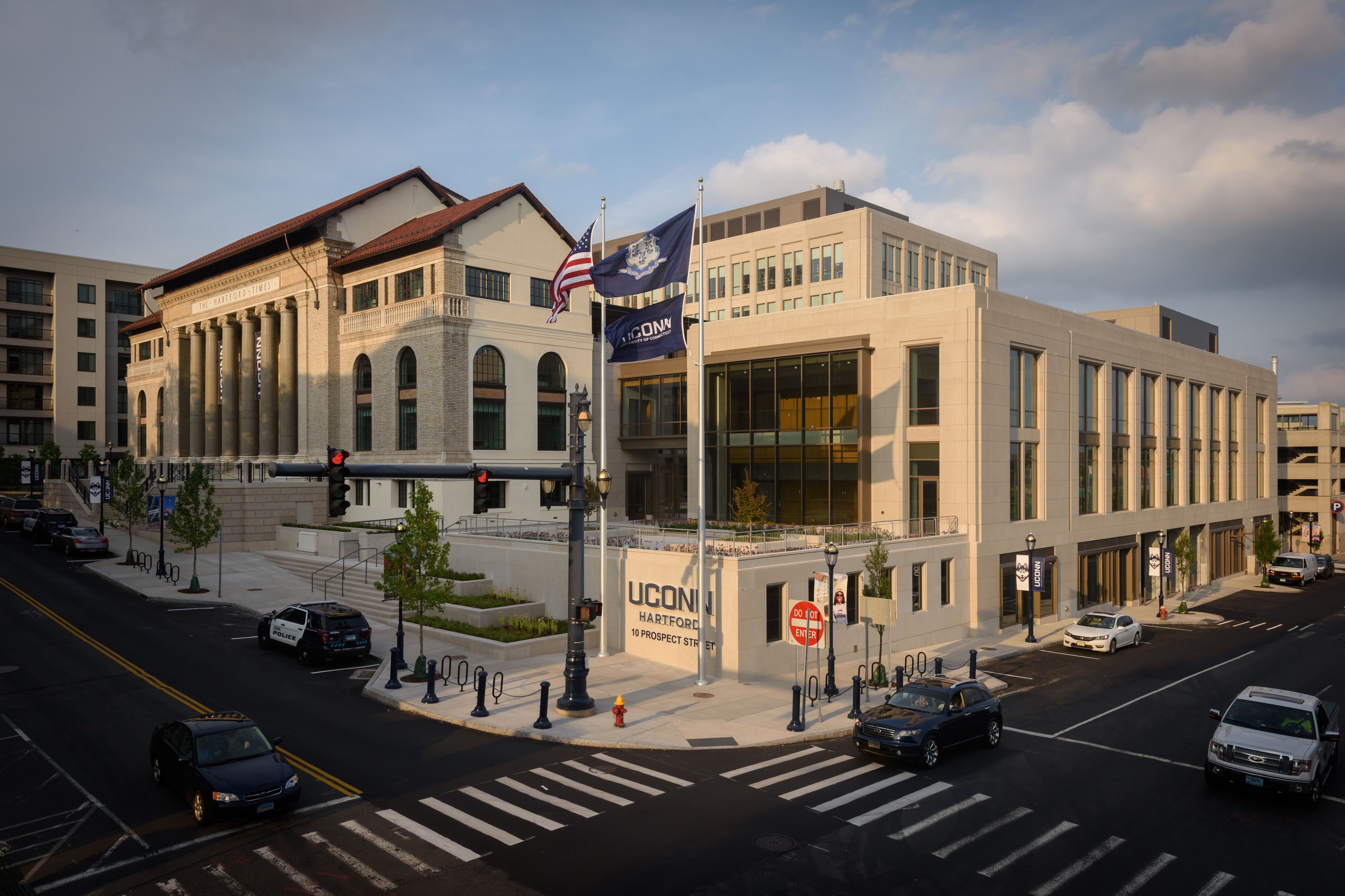 UConn Opens New Downtown Hartford Campus - UConn Today