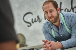 Joel Gamoran is the National Chef for Sur La Table.