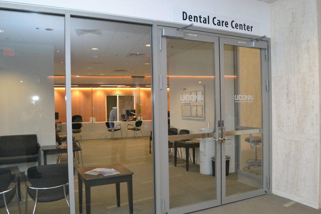 First Phase Of Dental Care Center Completed Uconn Today