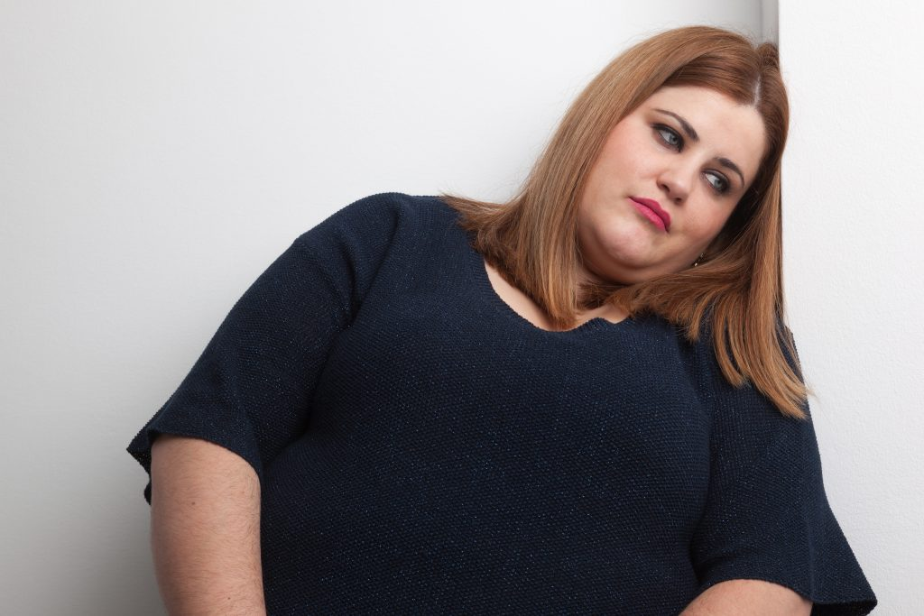 A new study by the Rudd Center for Food Policy and Obesity at UConn shows that many individuals who are targets of weight bias blame themselves for the stigma they experience. (Shutterstock Photo)