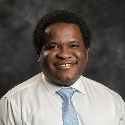 Ugochukwu 'Ugo' Etudo, assistant professor of operations and information management in the School of Business at UConn Stamford.