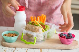 Healthy Drink Can Pack a Punch in Preschooler's Lunch