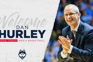 Dan Hurley Named UConn Men's Basketball Head Coach