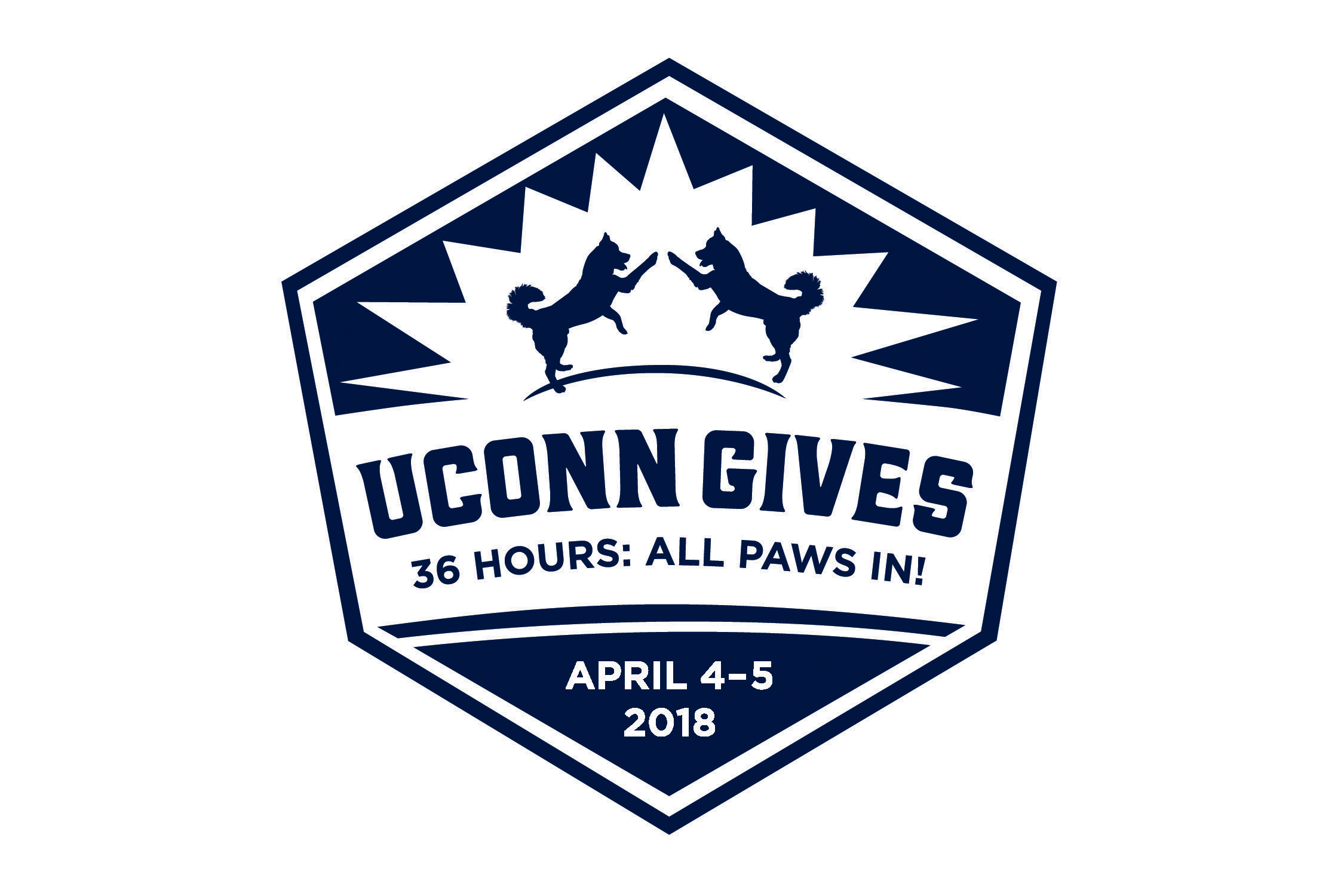UConn Giving Day logo.