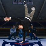 The UConn Breakdance Club, a student-run organization that performs on campus and competes at the intercollegiate level, was featured in a video in April. (Ryan Glista/UConn Photo)