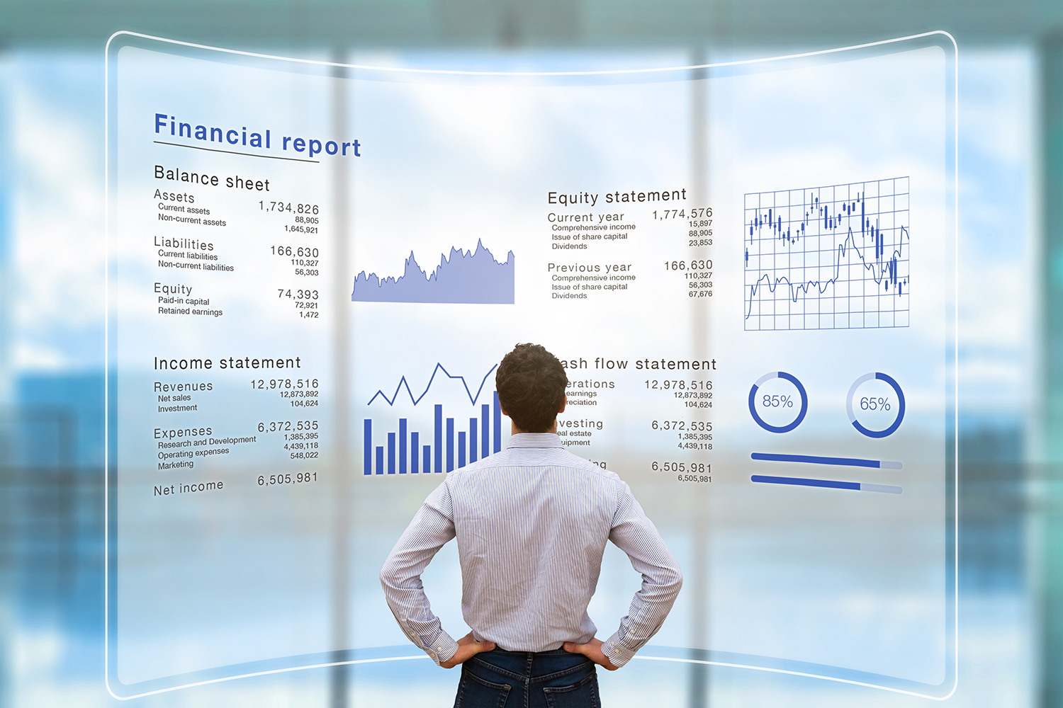 The Accounting Department will soon begin offering a new Advanced Business Certificate in Accounting Analytics. (iStock photo)