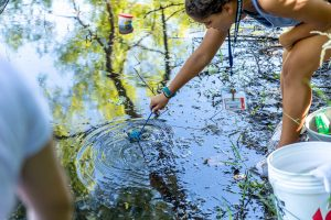 Young Scholars Test the Waters of Research
