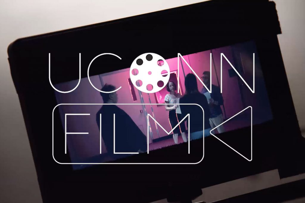 The UConn Film Club provides a place for students to learn about the filmmaking process and work on their own original productions.
