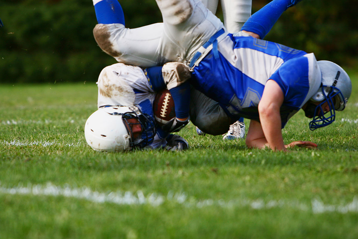 New Concussion Guidelines for Athletes: When In Doubt, Sit It Out foto