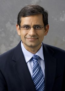 Indrajeet Chaubey has been named dean of the College of Agriculture, Health, and Natural Resources.
