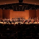 The UConn Symphony Orchestra's performance on December 6 featured the two winning student concertos, the East Coast premiere of Scott Joplin's