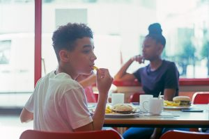 Food Ads Target Black and Hispanic Youth with Unhealthy Products
