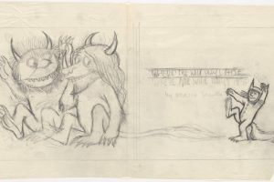 From 'Wild Horses' to 'Wild Things,' a Window Into Maurice Sendak's Creative Process