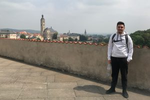 Education Abroad: Luis Rivera '19, Prague, Czech Republic