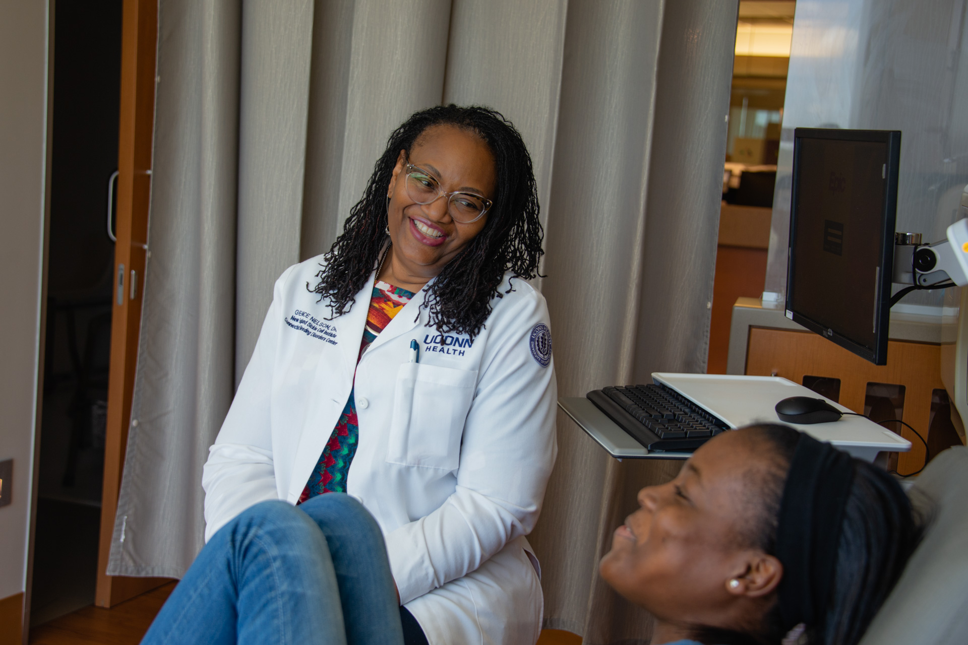 Dr. Genice Nelson