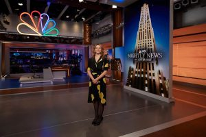Running the Show at 'NBC Nightly News with Lester Holt'
